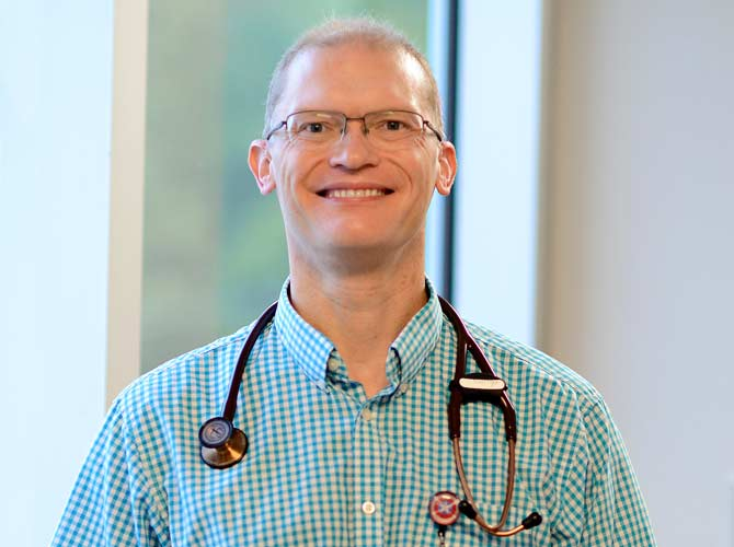 Christopher Worthen, MD